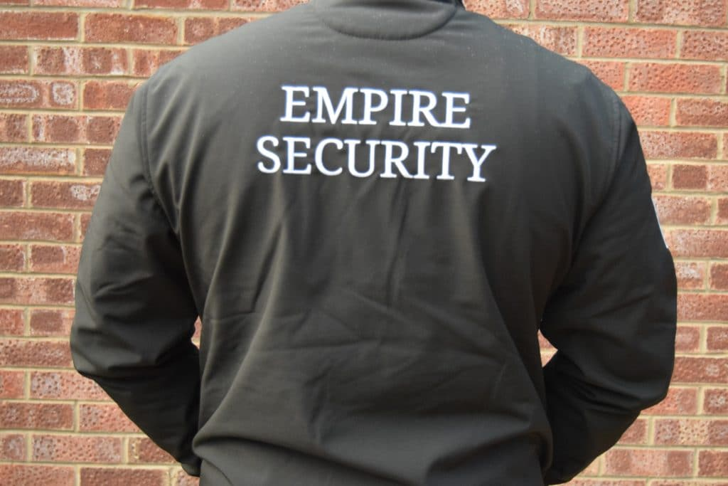 Empire Security Services Uniform