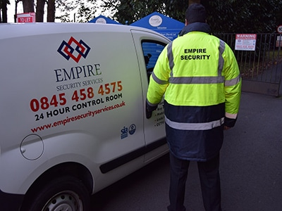 Manned Guarding Empire Security Services