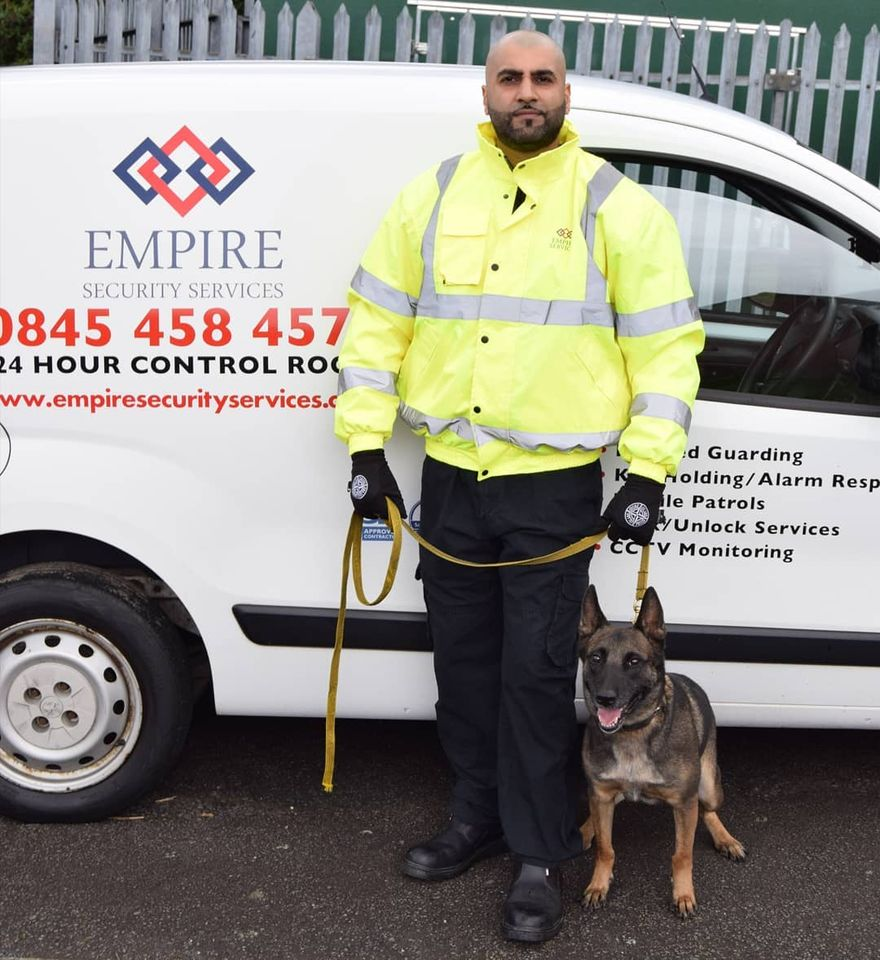 K9 Security Birmingham Empire Security Services